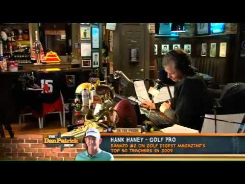 Hank Haney on The Dan Patrick Show 3.27.12