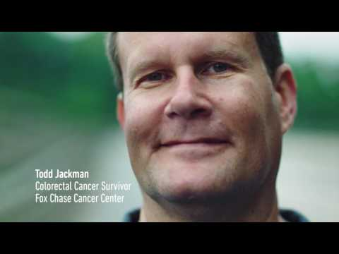 Todd Jackman TV Commercial – Fox Chase Cancer Center