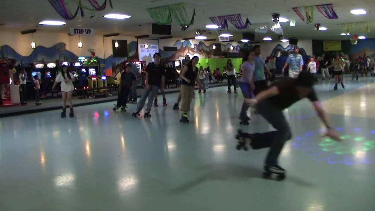 Roller skates videos youtube - My Roller Skating Workout Video