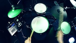 Felix Jaehn Ft Jasmine Thompson Ain T Nobody Drum Remix Cover Artur Żurek