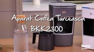 Aparat cafea turceasca Beko BKK2300 (2017)