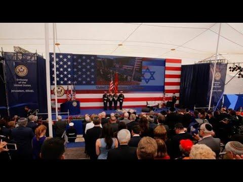 FULL: US Embassy Move to Jerusalem Ceremony