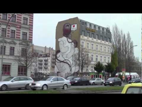Travel Life East Side Gallery Berlin Germany (Part 1) Save Berlin Wall!