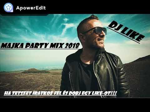 DJ LIKE MAJKA CLUB MIX 2018#FEBRUÁR# letöltés