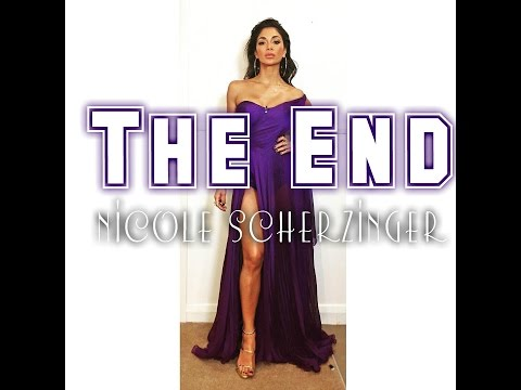 Nicole Scherzinger - THE END