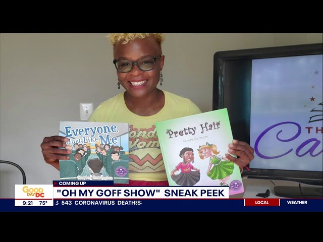 Fox 5 DC - Oh My Goff Show preview