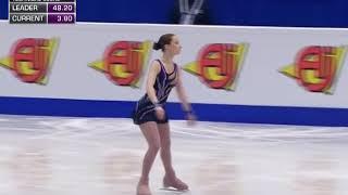 Фигурное катание.Анна Хныченкова-накануне Олимпиады-2018.гость программы Спортивная Неделя