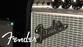 Fender '68 Custom Vibrolux Reverb Demo