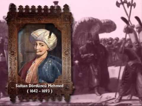 Osmanlı Sultanları - 19 - Sultan 4. Mehmed (Avcı)