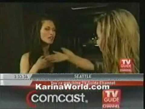 Karina Lombard - Infanity Interview - The 4400