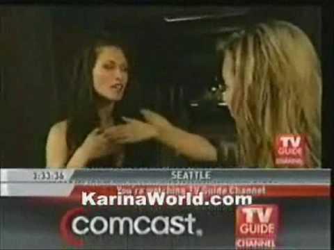 Karina Lombard  Inity   The 4400