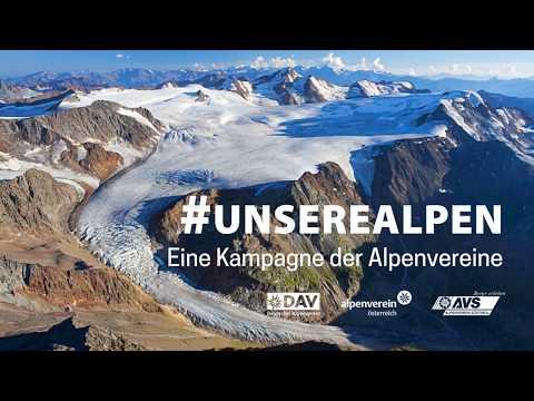 Deutscher Alpenverein (DAV) - Unsere Alpen