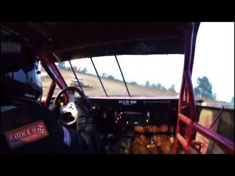 8-7-15 Jim Beasley Kankakee County Speedway Sport Compact Heat Race #2