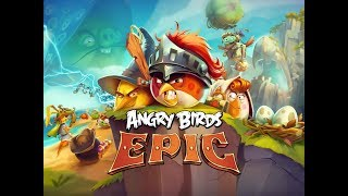 Angry Birds Epic Golden Cloud Castle February 2019
