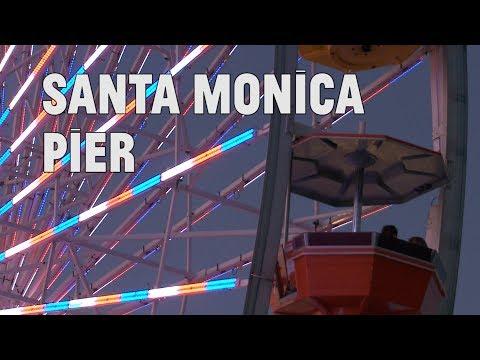 The Local Way: Santa Monica Pier