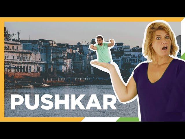 Púshkar, La ciudad sagrada - Púshkar - Viaje por India - ZXM #4
