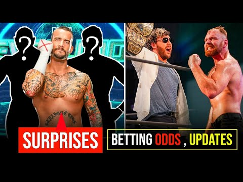 Last Minute Updates, Surprises & Betting Odds for AEW Revolution 2021 - Full Show Highlights 😳