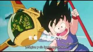 """Dragon Ball- """"La fantástica aventura"""" Opening Latino Con letra"""