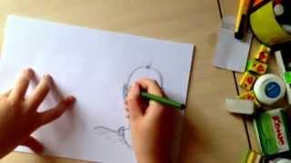 Уроки рисования манги часть 1