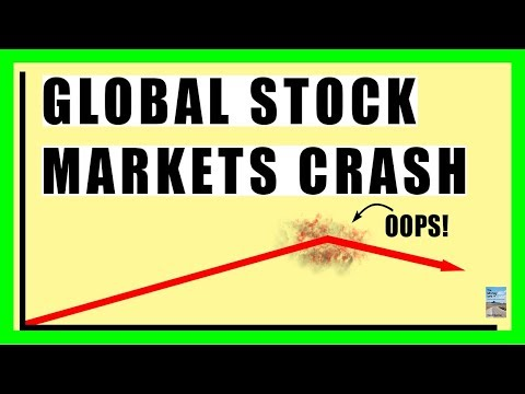 GLOBAL STOCK MARKET SELLOFF! Markets Tumble as Volatility Goes Haywire!