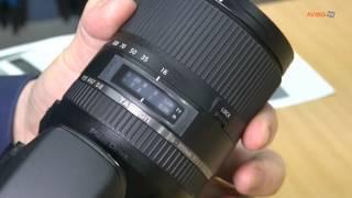 썬포토, 탐론 16-300mm F/3.5-6.3 고배율 줌렌즈 선보여