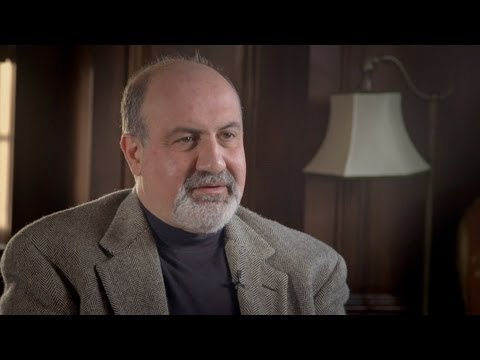 Nassim Taleb Talks Antifragile, Libertarianism, and Capitalism's Genius for Failure
