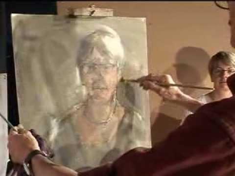 David Curtis - Portraiture in Oils