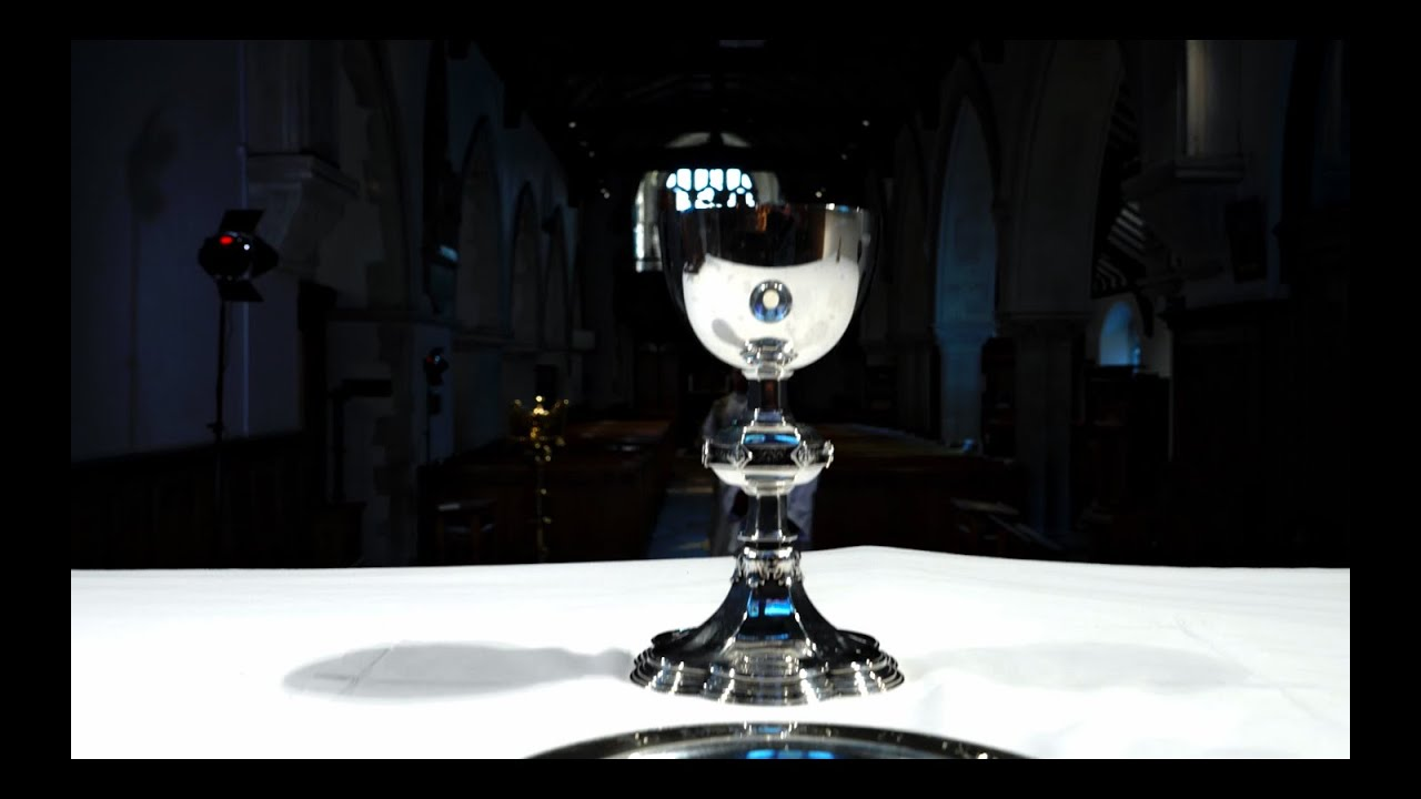 St. Lawrence Church, Holy Communion service, Trinity IV: A glitch in our worship?