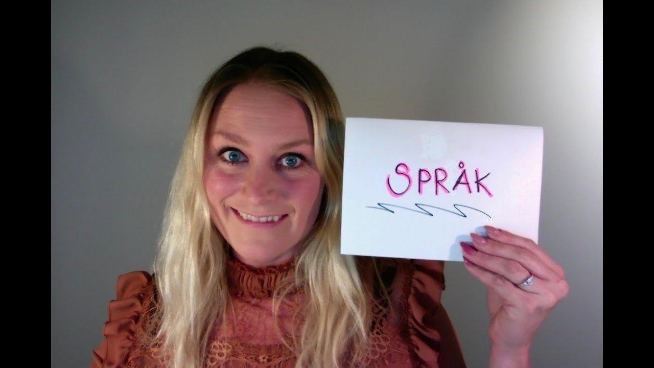 Video 230 SNAKK NORSK! Karense prøver å snakke flere språk