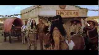 El Tesoro de Manitú (Escenas Rodadas en Fort Bravo)