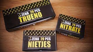 Testujemy z Kaczorkiem Petardy od ZENY - NITRATE, NIEJES, TRUNEO