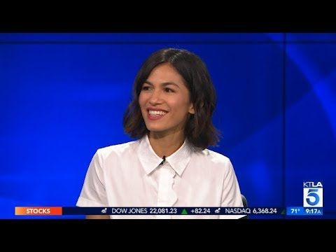 Elodie Yung on Kicking Butt with Samuel L. Jackson and Ryan Reynolds