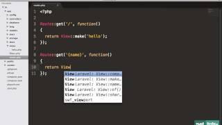 How to Setup Laravel 4