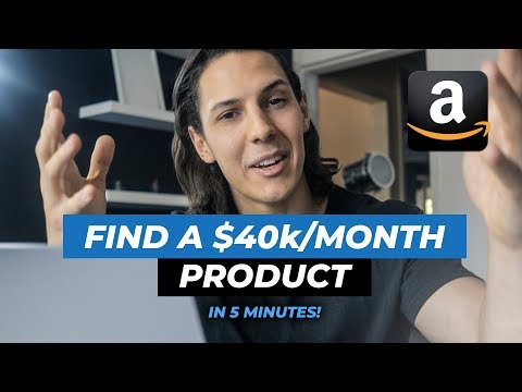 Amazon FBA Product Research Step-By-Step   How To Sell On Amazon