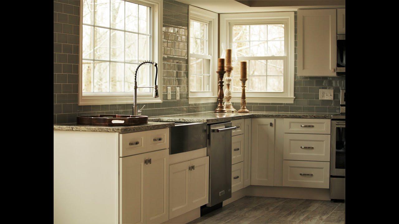 Kitchen Remodel Springfield, VA - YouTube