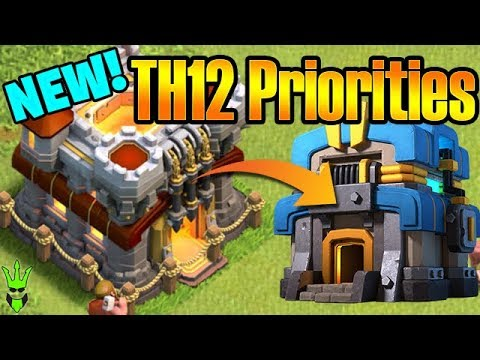 WHAT TO UPGRADE FIRST AT TH12 - Town Hall 12 Upgrade Priorities - Clash Of Clans