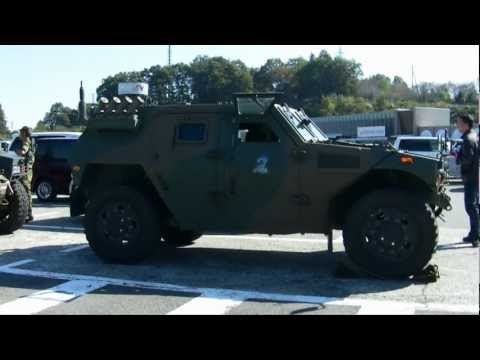 JGSDF Komatsu Light Armored Vehicle