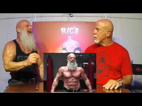 ANDREAS CAHLING LEGEND IN BODYBUILDING