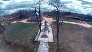 Пам'ятник у д. Лапичи Осиповичского району