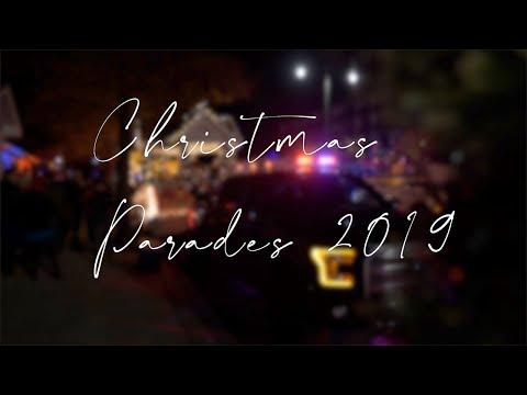 Christmas Parades 2019