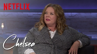 Melissa McCarthy Vomited on Her In-Laws' Lawn | Chelsea | Netflix