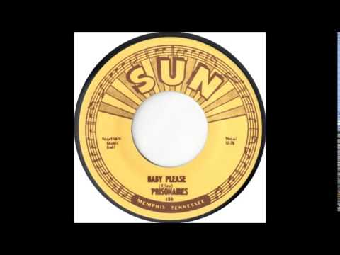 The Prisonaires - Just Walking in the Rain / Baby Please 1953 Sun 186