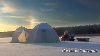 """Обзор модульной палатки из """"Лотос 3"""" """"Лотос 5"""""""