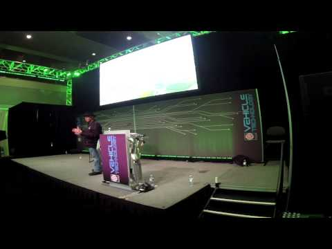2013 SEMA Show: Neil Young Green Performance Keynote