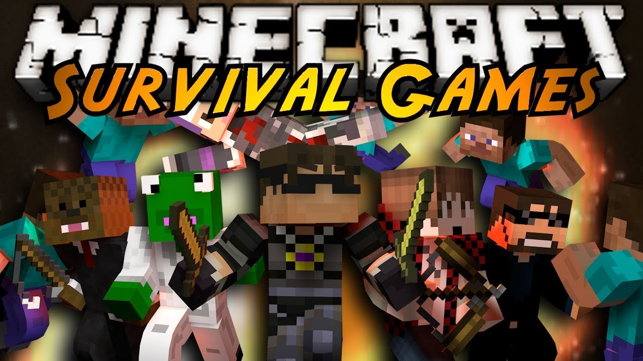 сервер майнкрафт survival #11