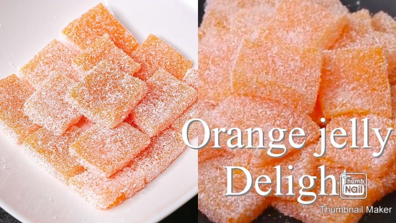 நான்கு orange பழம் போதும் புதுச ஒரு sweetready #orangedessert||orange dessert