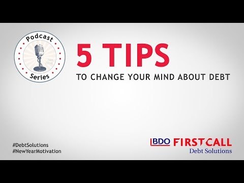 5 Tips to Change Your Mind About Debt