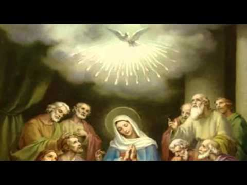 DAILY ROSARY   GLORIOUS MYSTERIES   SCRIPTURAL VIDEO