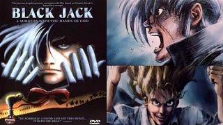 AH Black Jack 1996 Anime Movie Review V3