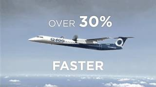Q400 - Fast, Flexible, Responsible and more…